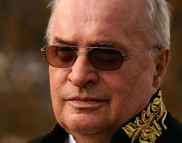 Academician Augustin Buzura