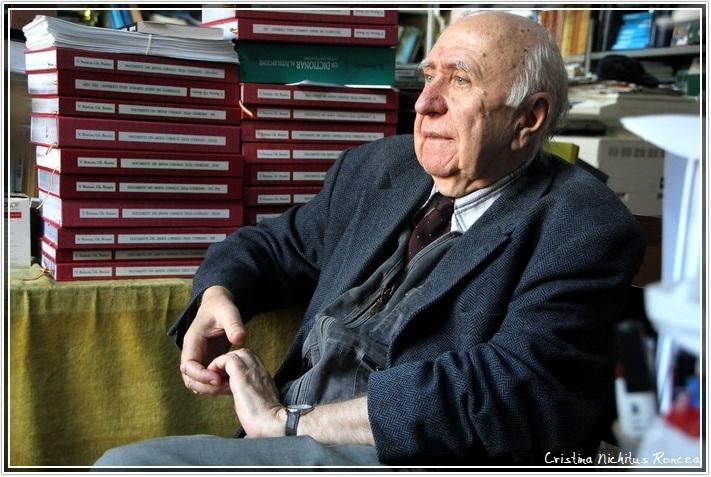 Gheorghe Buzatu IN MEMORIAM Profesorul Gheorghe Buzatu omagiat pe
