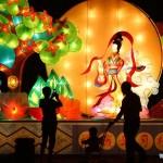 Festivalul Lunii din mijlocul toamnei 2013
