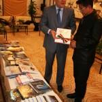 Donatie de carte Biblioteca din Shanghai, Consulul general Florin-Marius TACU 1