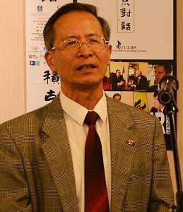 Luo Dongquan, Radio China International sectia romana