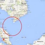 Zborul MH370 cautari ziua 6, in apele dintre Malaezia si Vietnam