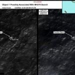 Zborul MH370_Imagini din satelit observate de Australia