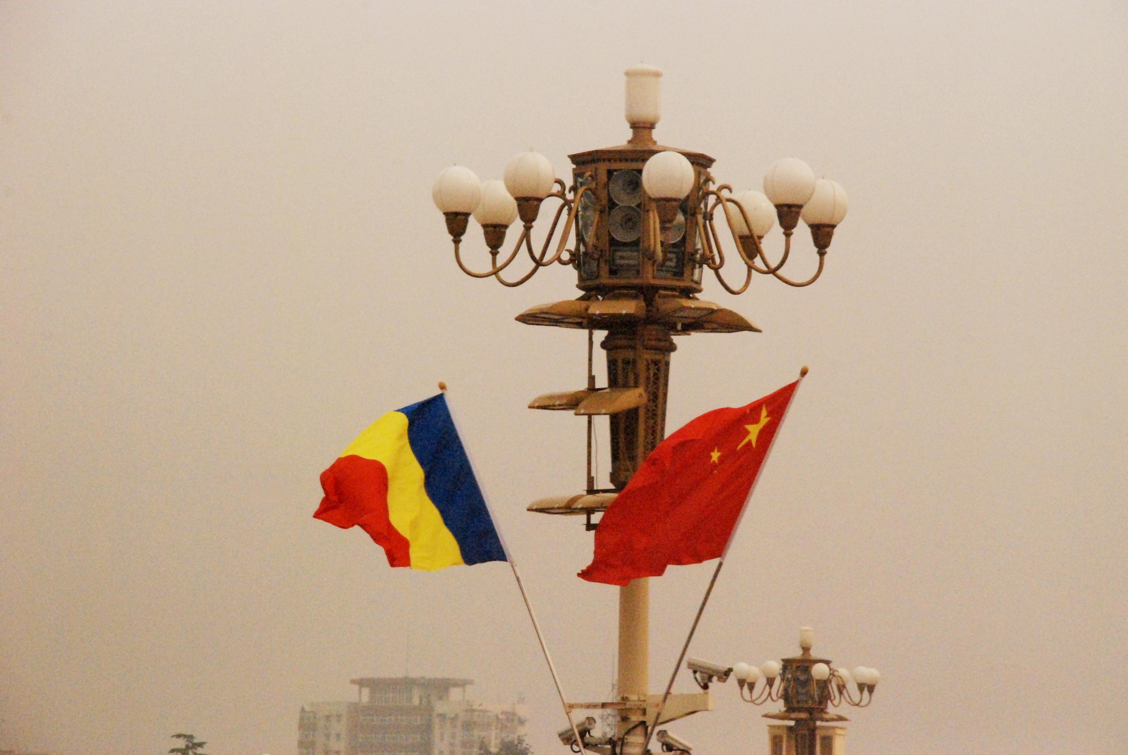 Romania - China, 65 de ani de relatii diplomatice