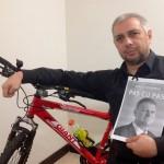 Dan Tomozei, lectura Pas cu pas - Klaus Iohannis