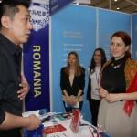 UBB Cluj Napoca la Targul International Educational China 2015 B