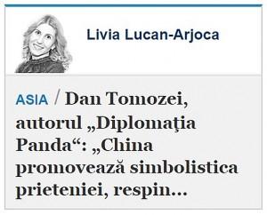 Blog Adevarul, Livia Lucan-Arjoca