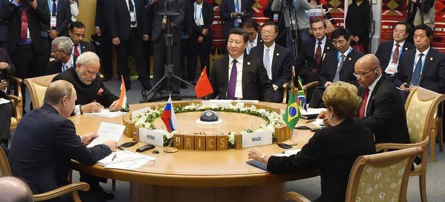 BRICS - Ufa, iulie 2015