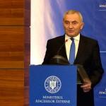 Lazar Comanescu, ministrul de Externe al Romaniei