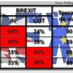 Brexit, vot grupe de varsta