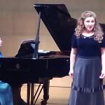 1 Soprana Andreea Soare a concertat la Beijing