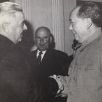 Dr. Petru Groza - Mao Zedong