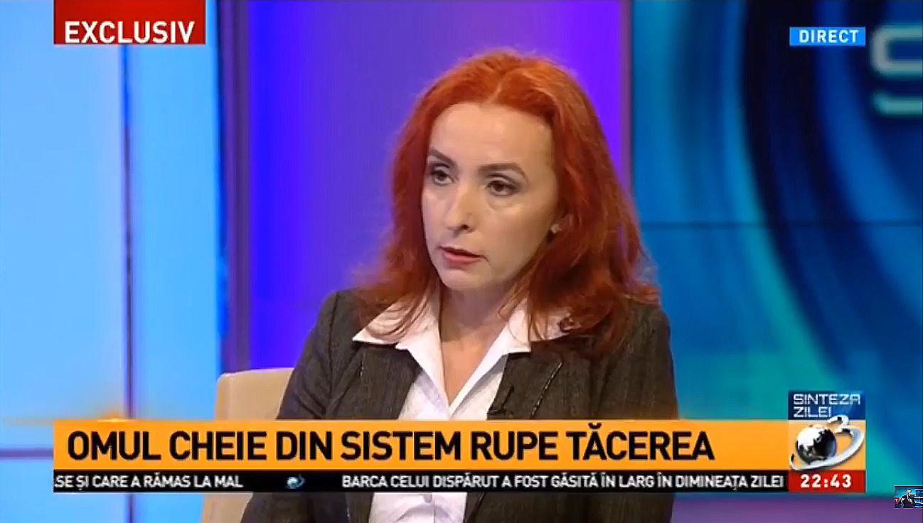 Ingrid Mocanu, Antena  3_30.03.2017