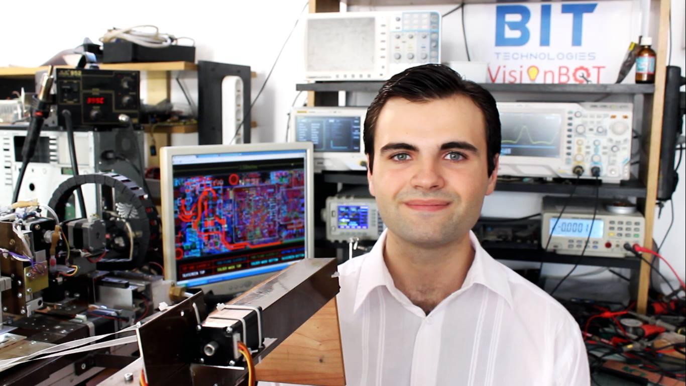 3 Alexandru Budisteanu-BIT  TECHNOLOGIES VisionBot