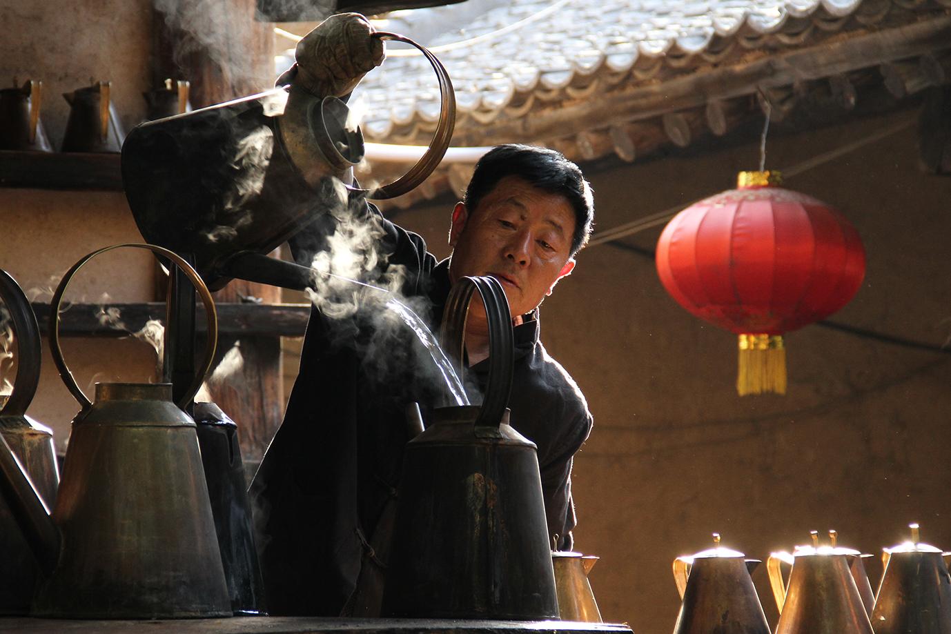 Ceremonia ceaiului in Yuanjia 4