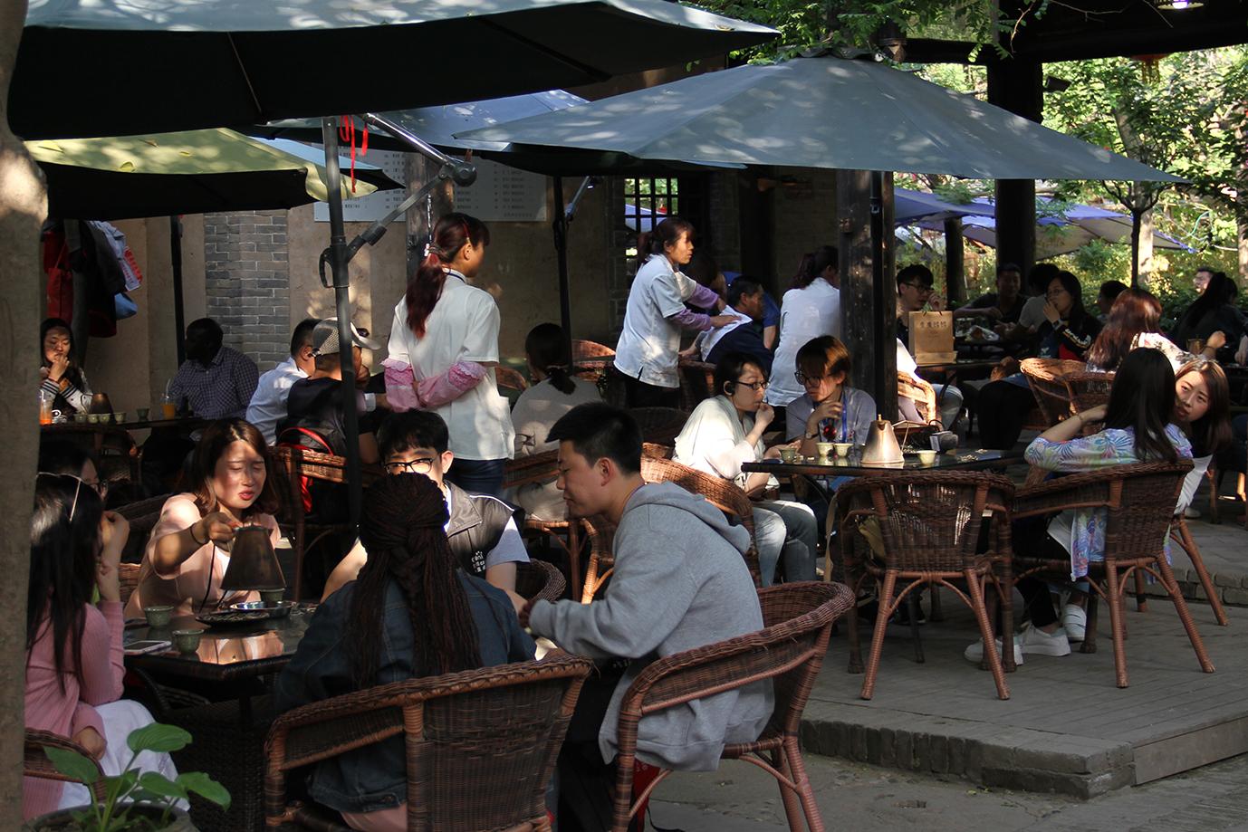 Ceremonia ceaiului in Yuanjia 6