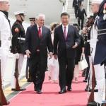 Xi Jinping - Rex Tillerson