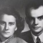 Anna Eva si Romulus Budura 1953