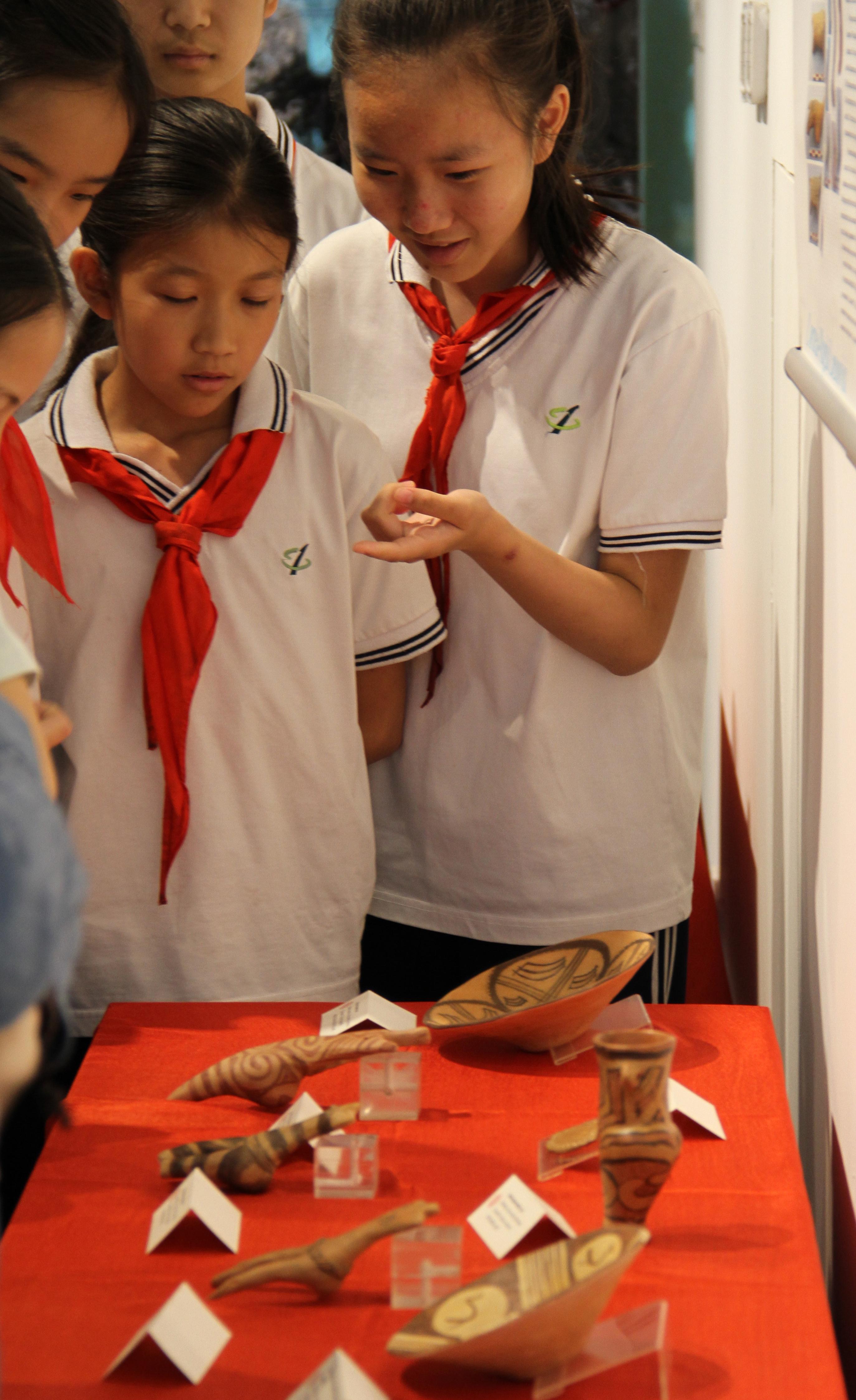 Expozitie ICR Beijing Cucuteni-Yangshao_DanTomozeiRO 12