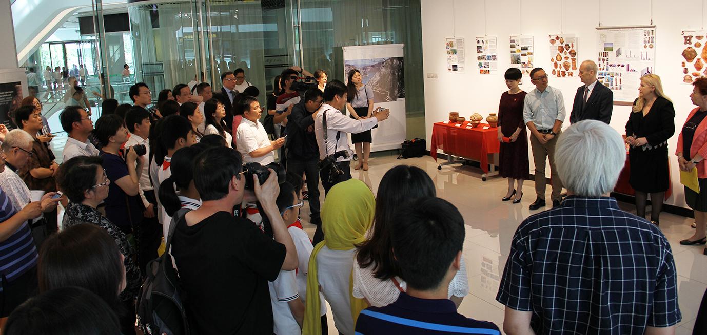 Expozitie ICR Beijing Cucuteni-Yangshao_DanTomozeiRO 8