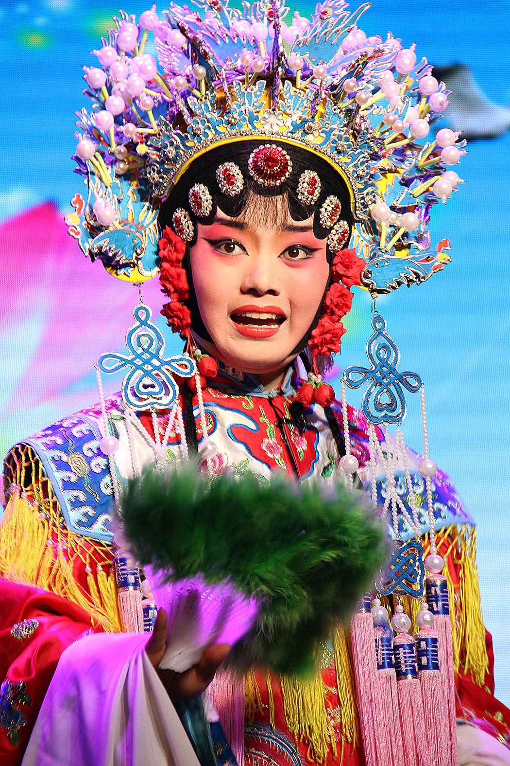 Opera in stil Beijing la Baoji_dantomozeiRO 3