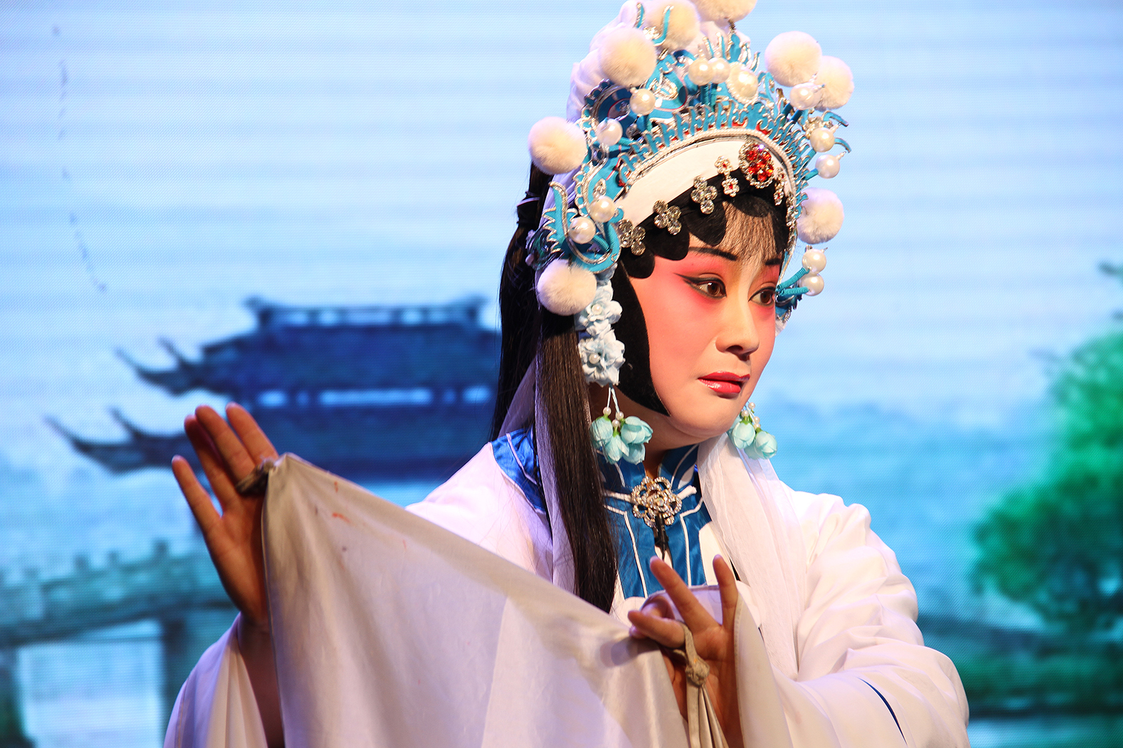 Opera in stil Beijing la Baoji_dantomozeiRO 6