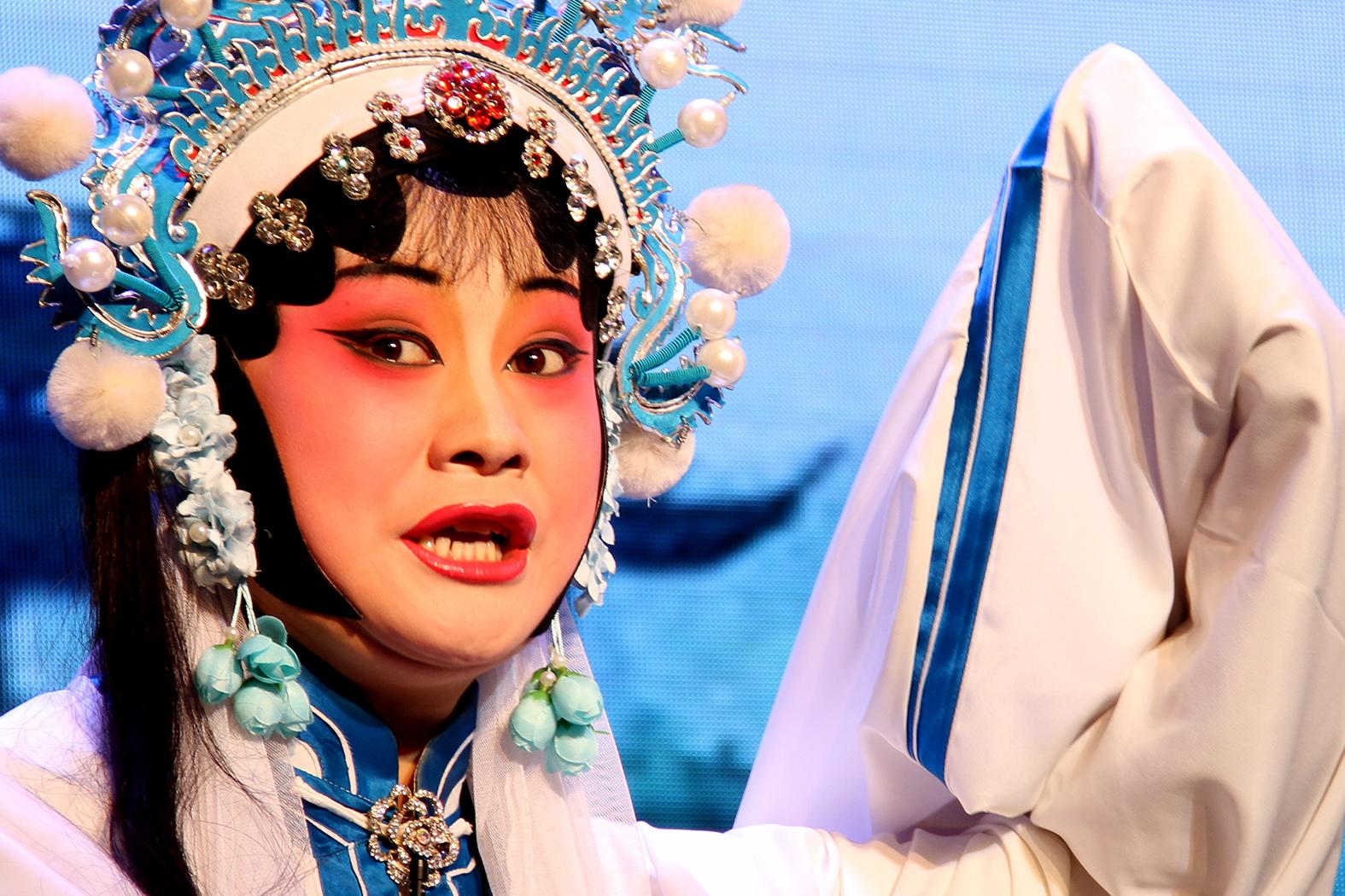 Opera in stil Beijing la Baoji_dantomozeiRO 7