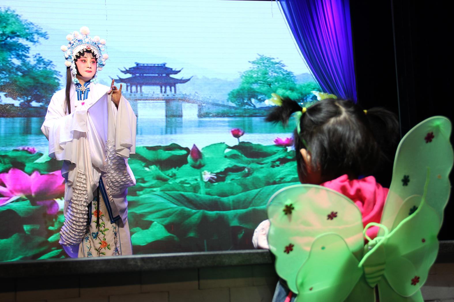 Opera in stil Beijing la Baoji_dantomozeiRO 8