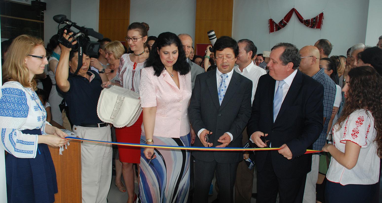 2 ICR Beijing - inaugurare 2014